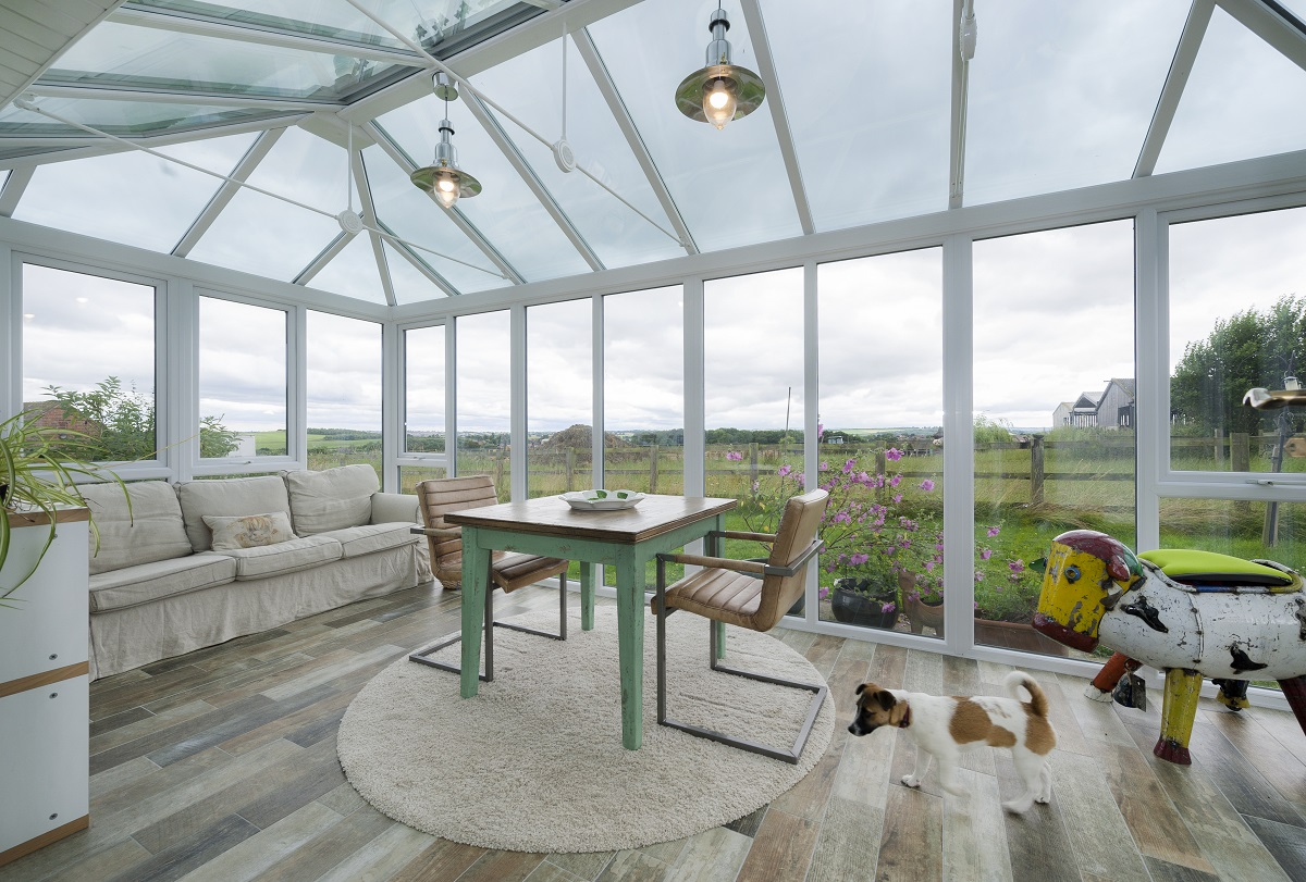 Conservatory installation Hampshire
