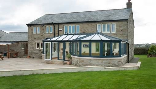 conservatories petersfield